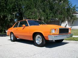 1978 Chevrolet Malibu 2D