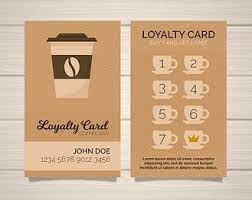Maybe you would like to learn more about one of these? Coffee Loyalty Cards Promotions And Data
