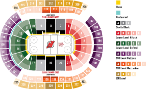New Jersey Devils Seating Chart Related Keywords