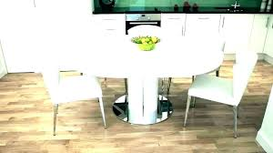 half circle kitchen table dining round black small sets wood