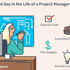 project manager job description salary