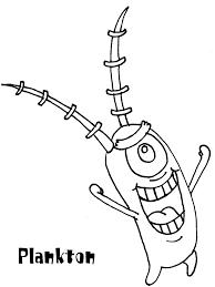Small Picture Spongebob coloring page Spongebob inkleurprente Pinterest