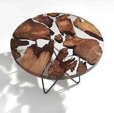 Earth Table Designed By Renzo Piano For Riva 40 DsignersIn Beauteous Wooden Design Furniture