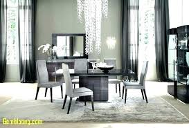 round dining room rugs what size rug under table new area ideas dini