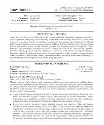 Federal Resume Example Fascinating Usa Jobs Sample Resume Sample Resume Sample Resume For Federal