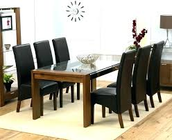 Round dining table for 6 Oak Dining Table Seats Round Dining Table Chair Dining Set Beautiful Decorative Chair Lankaleaksinfo Dining Table Seats Gaing