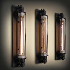 industrial lighting diy. Industrial Wall Sconce Candle Lighting Diy Light Sconces Projects