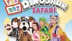 Funbox are on a Dinosaur Safari