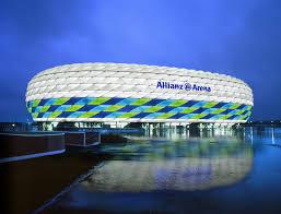Bayern Munich Stadium Lights Fc Bayerns Allianz Arena Introduces Nfc Ticketing Via Apple Pay