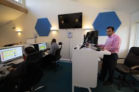 smart office interiors. revolutionary and smart office interiors have given us back some additional health benefits e
