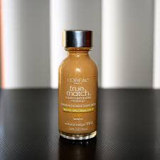 review l oreal true match super blendable makeup in warm natural beige w4 first thing first this foundation is quiet por