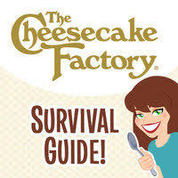 cheesecake factory survival guide 2016