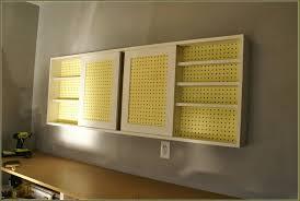 diy sliding cabinet door track