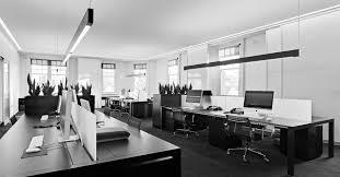 black and white office design. Black And White Office Design