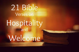 Christian Hospitality Quotes Best Of 24 Scripture Verses On Biblical Hospitality
