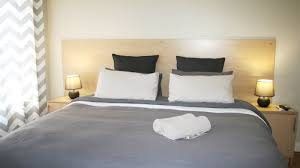 bed configuration can be twin beds or king size bed
