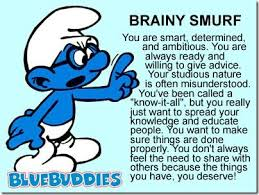 Smurf Motivation Quotes