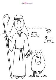 Small Picture sheep coloring pages preschool nativity animals Pinterest