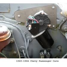 port engineering 12 volt windshield wiper motor for chevy new port engineering 12 volt windshield wiper motor for chevy passenger cars corvettes
