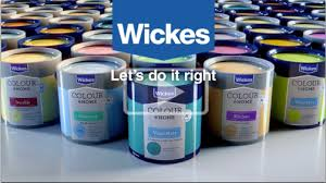 Wickes Paint Chart Brandvoice Marketing Group Wickes Colour Home Branding