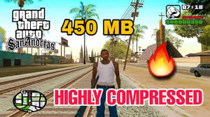 Grand theft auto (gta) san andreas pc game free download latest updated in 2020. 450mb How To Download And Install Gta San Andreas Highly Compressed For Pc Working Proof