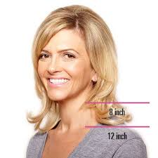 18 Inch Hair Chart How To Choose Your Length Of Hair Extensions Lox Hair