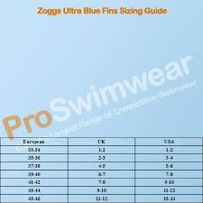 Zoggs Ultra Fins