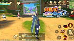 Naruto: Slugfest Gameplay (3D OPEN WORLD MMORPG) Android/IOS - YouTube
