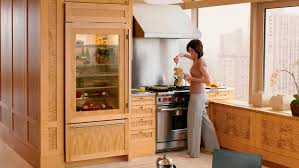 BuiltIn Refrigerators That Blend Perfectly Into Your Kitchens Decor - Kitchen refrigerator