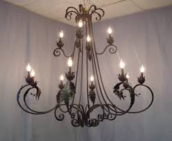 wrought iron antler chandeliers lighting rustic tuscan antique moroccan italian bronze lodge lighting conrad lighting art treasures dallas tx