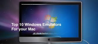 Top 10 Windows Emulator For Mac You Should Download Appletoolbox