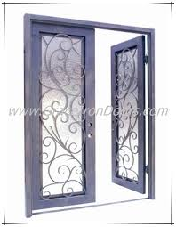 residential double front doors front the particular qualities of metal entry doors interior for entrance