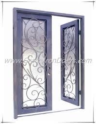 metal entry doors photo 24