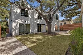 Architecture Exterior Austin Home Decoration Using White Wood - Exterior walls