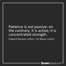 Patience Is A Virtue Quote Simple Patience Is A Virtue Quote Meaning Awesome Photographs Nice 48