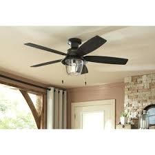 light attachment for ceiling fan hunter in new bronze flush mount ceiling fan with light kit