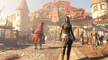 game petualangan pc terbaik Fallout 4
