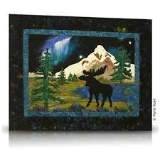 20 best Quilt Patterns images on Pinterest | Circles, Fairbanks ... & Northern Nights Quilt Pattern | Art Quilt Patterns | Northern Threads Adamdwight.com