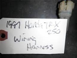 honda trx wiring harness image is loading 1997 honda trx 250 wiring harness
