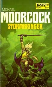 stormbringer by michael moor 1977 daw books find this pin and more on covers