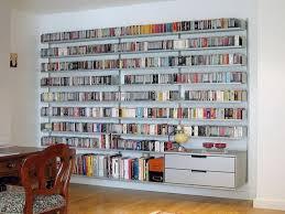 best wall mounted bookshelves