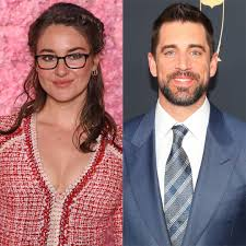 But she revealed everything kicked off at some point during the pandemic. Inside Shailene Woodley Aaron Rodgers Private And Low Key Romance E Online