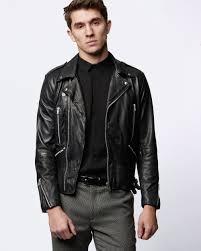 rebel racer leather jacket by jack london the iconic australia