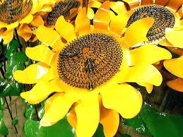 sunflower wall art decor contemporary sunflower wall art sunflower wall decor sunflower metal wall art luxury
