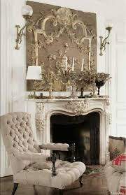 French Country Fireplace Surround InFrench Country Fireplace