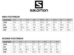 Salomon Running Shoes Size Chart Details About Salomon Xa Elevate Mens Trail Running Shoes Black Balsam Green Black