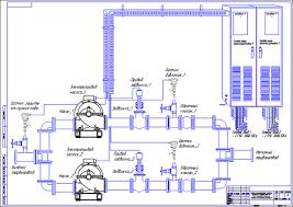 Проектирование и расчет системы автоматизации насосной установки  Проектирование и расчет системы автоматизации насосной установки станции подкачки воды жилищного комплекса