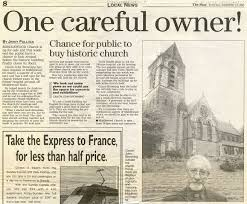 A Newspaper Article Newspaper Article
