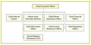 Organisation Structure Of Bm Bcs 202 05 Corporate