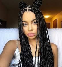 Braids Hairstyle Pictures the 25 best box braids ideas black braids black 5481 by stevesalt.us